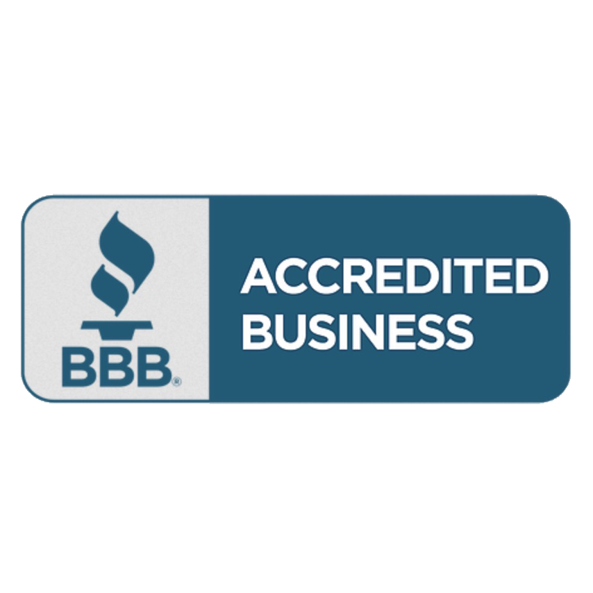Accredited Business by the BBB