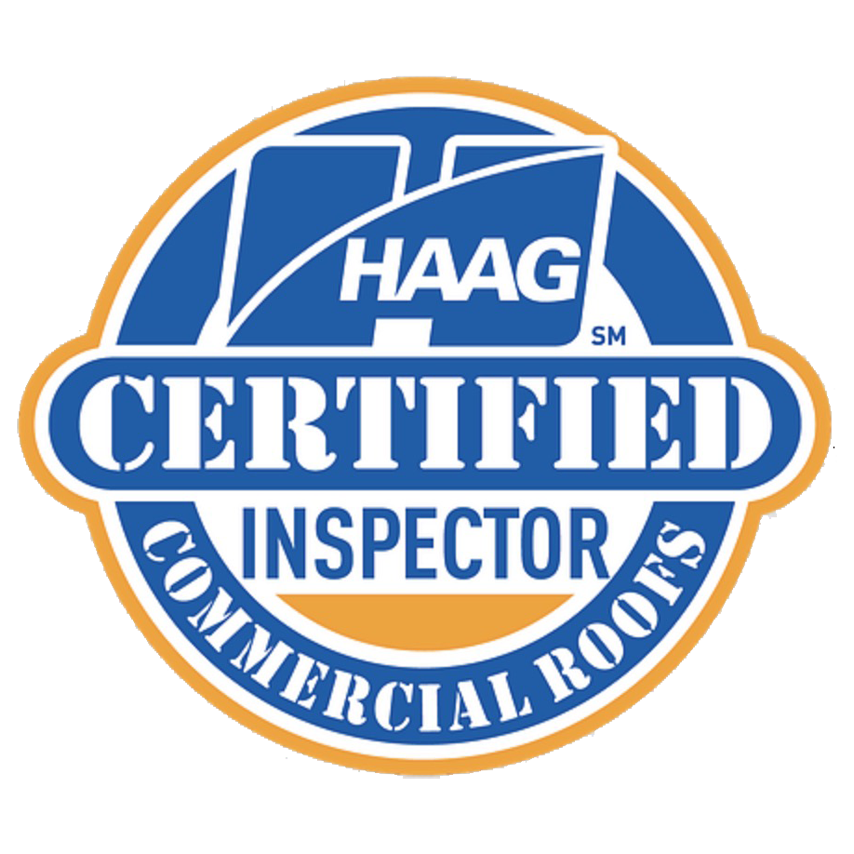 HAAG Certified Inspector for Commercial Roofs