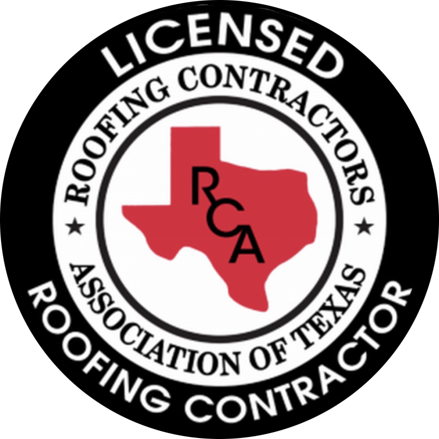 Licensed Roofing Contractor by RCA of Texas